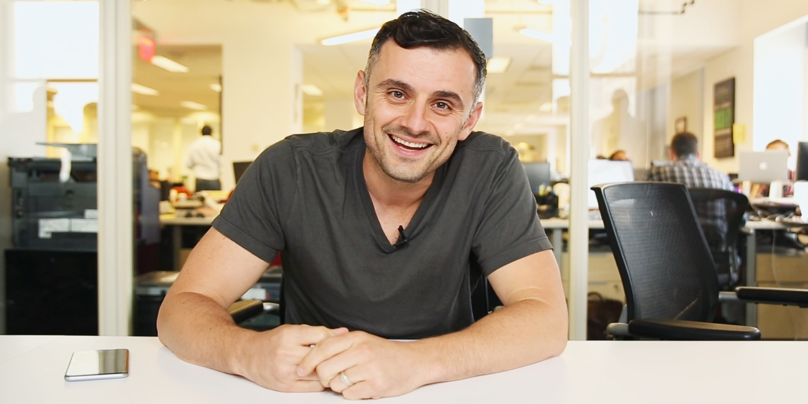"Gary Vaynerchuk - CEO VaynerMedia""No matter what you're selling, no matter what your company does, if you don't have a video marketing strategy for the biggest video platforms, you are going to lose."""