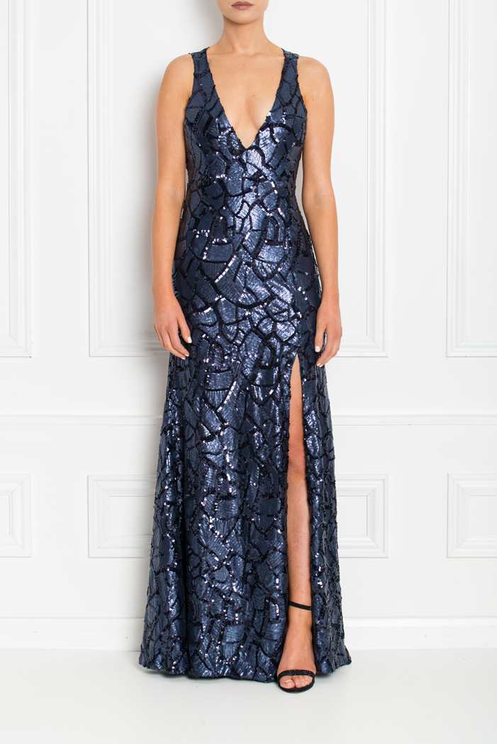 NATALIE MAXI NAVY SEQUIN FRONT AW19-107.jpg