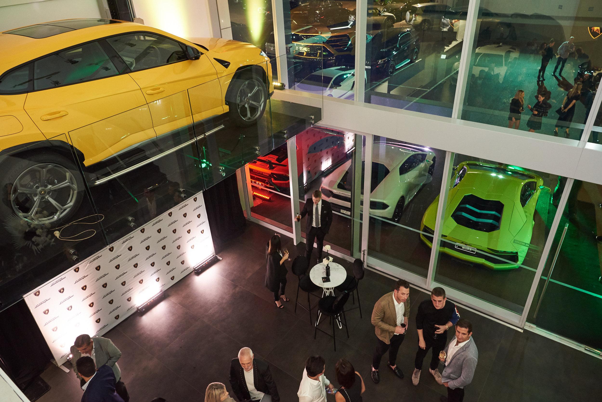 Lamborghini Perth Showroom Grand Opening - Customer session_2.jpg