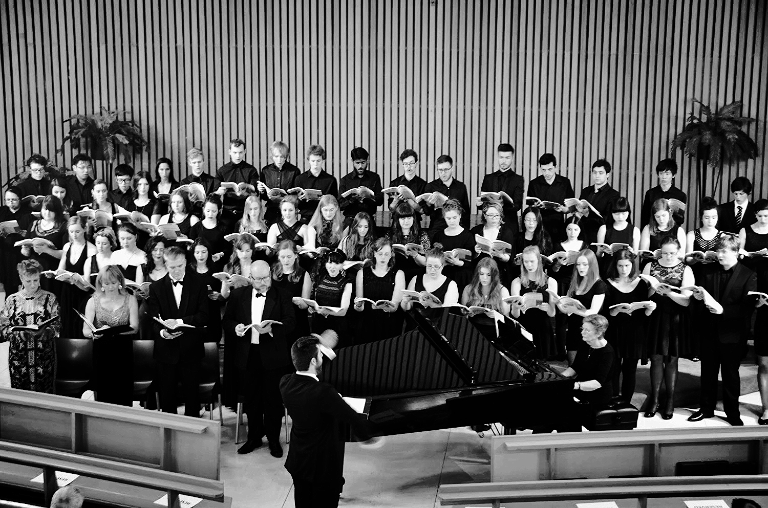 Dvorak Stabat Mater in concert with Monash University Singers