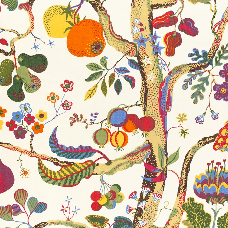 Josef Frank Vegetable Tree.