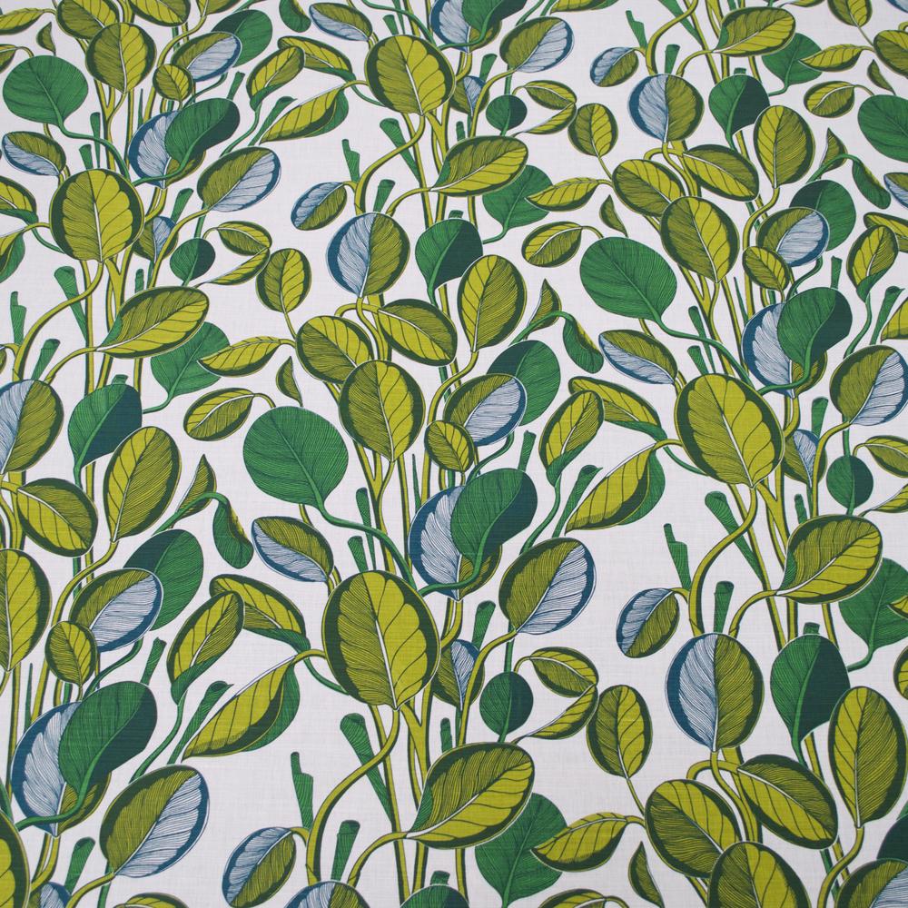 Fanny Shorter Calathea Chartreuse.