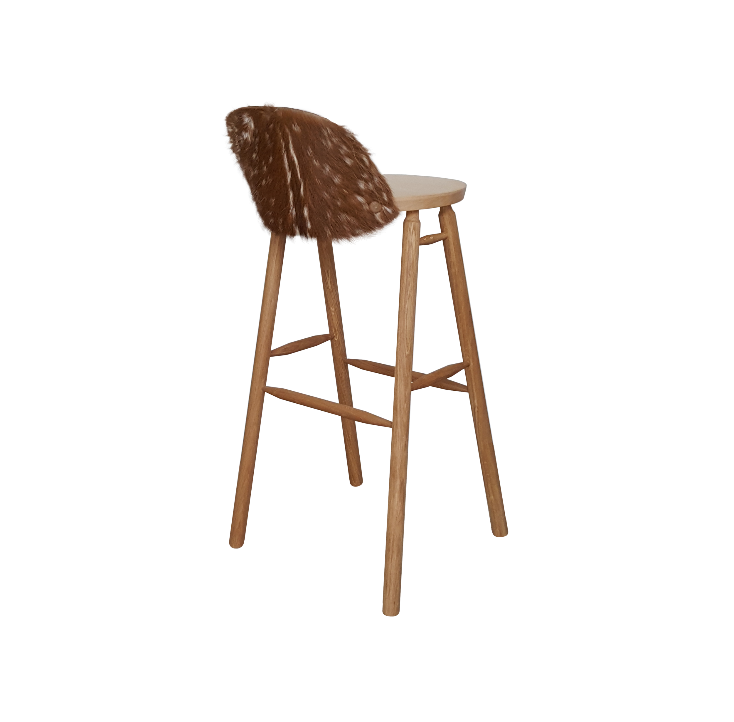 Copy of Blonde-Deer-Bar-Stool