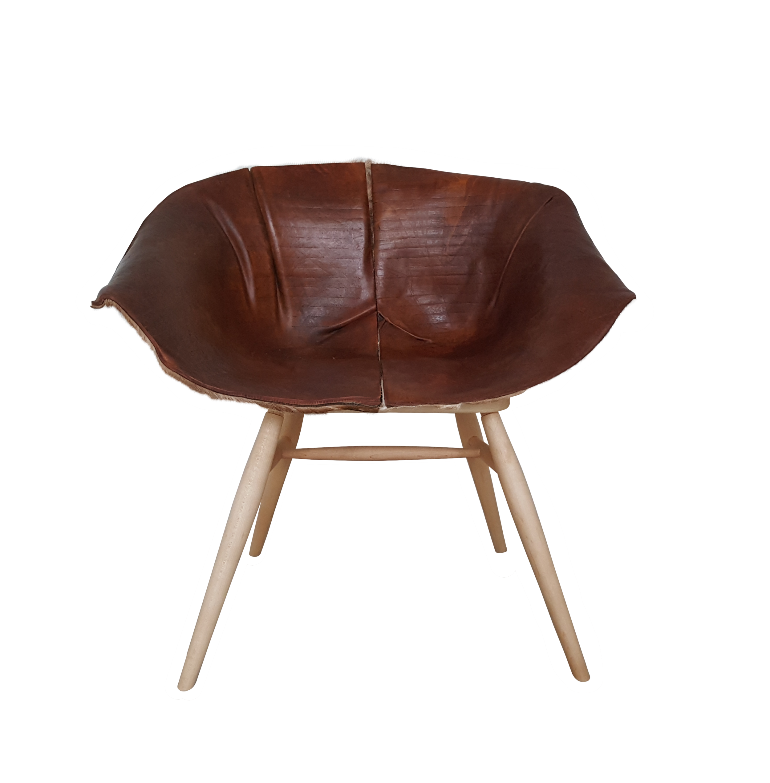 Copy of Leather Arch Chair