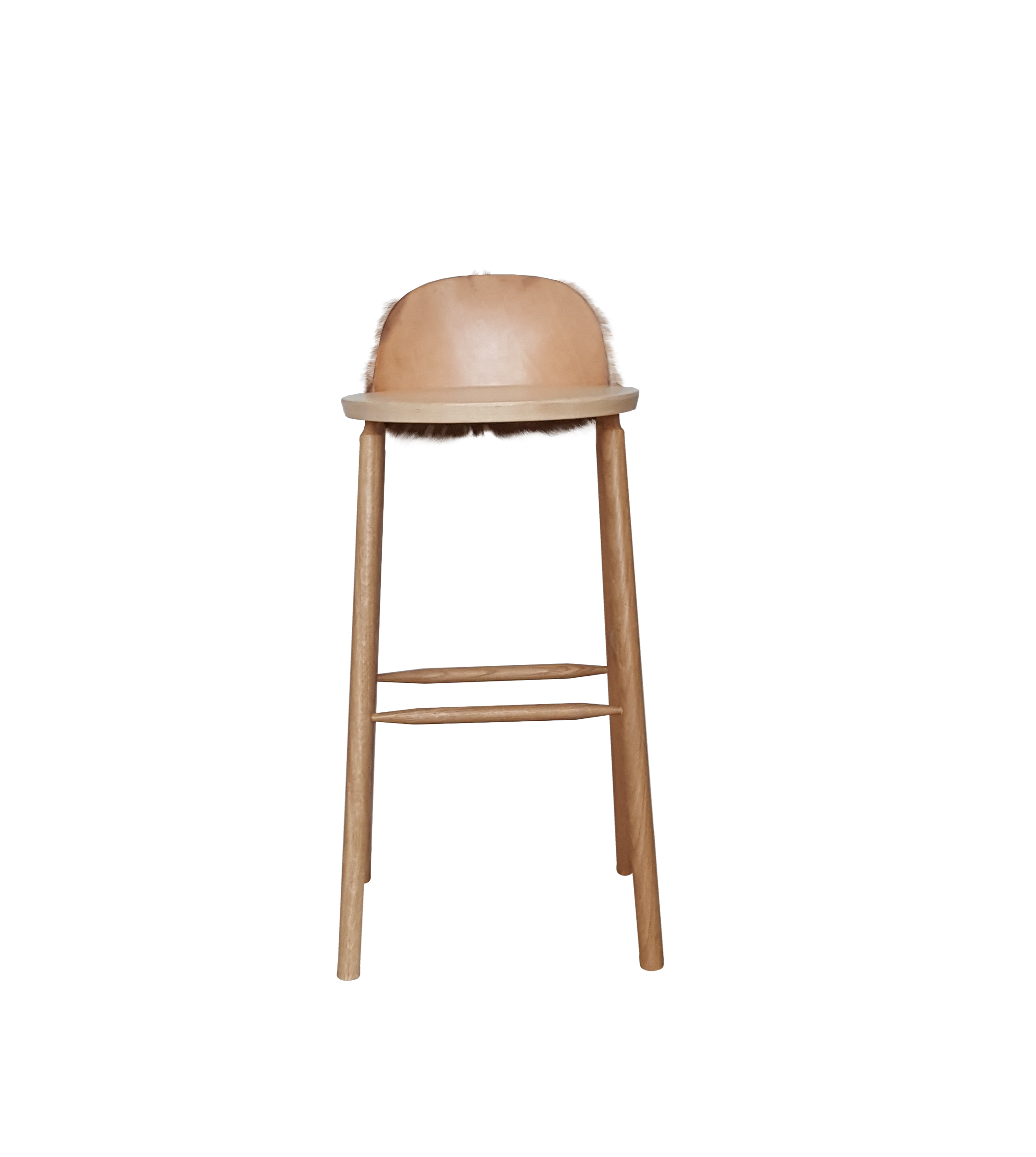 Front Blond Deer Chair.png