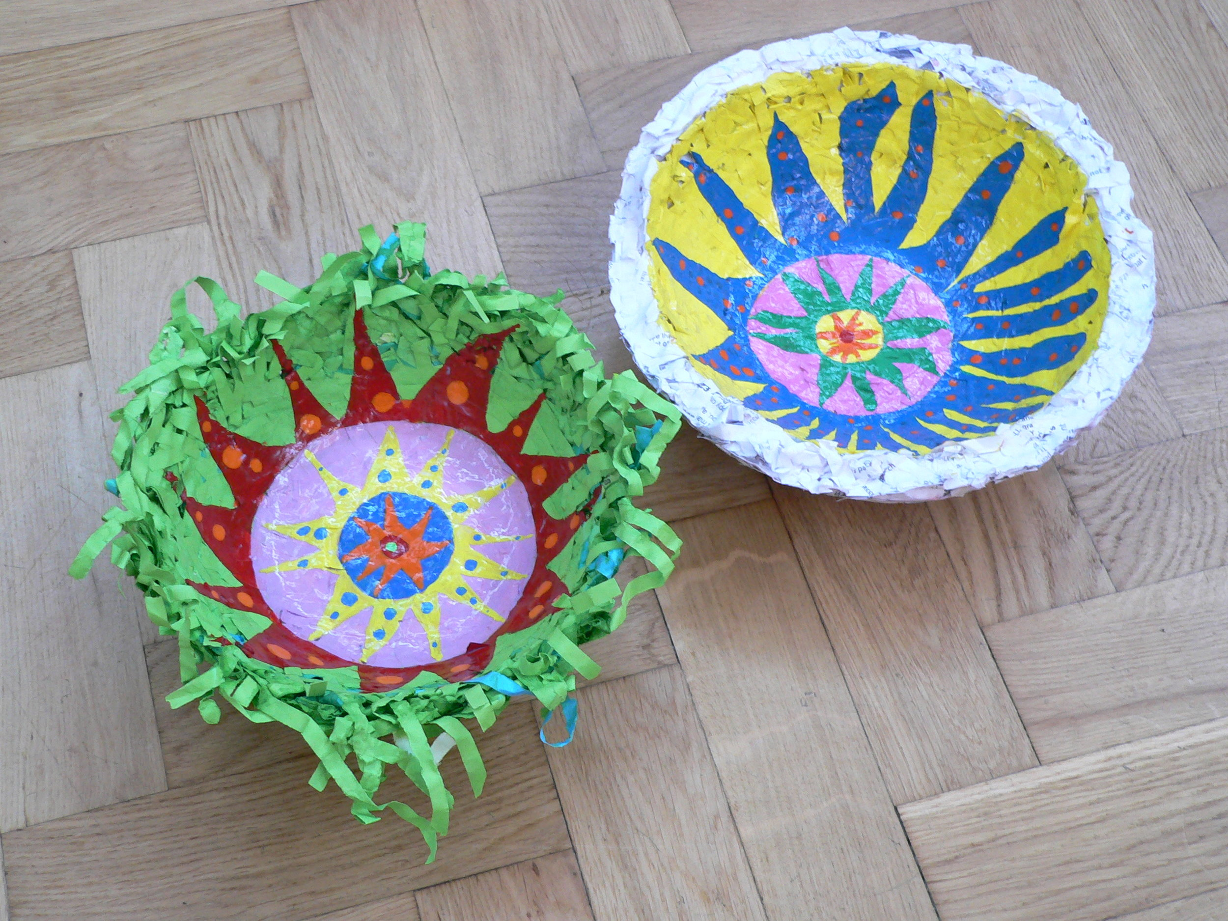Debbie_shredded paper bowls November 2016.JPG