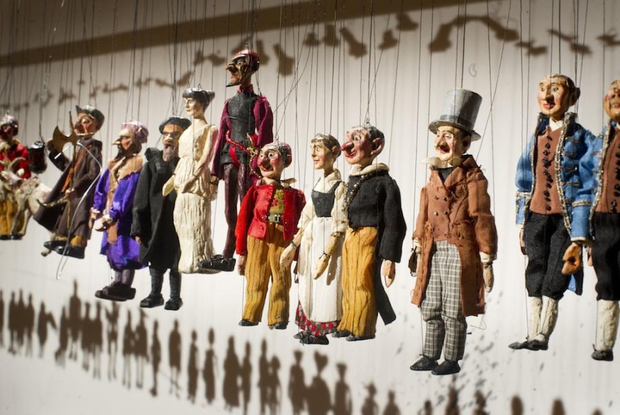 Doctor Faustus, Cast of Puppets, Milan Klemenčič