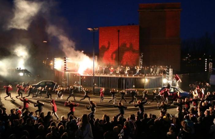 Rush, Cultural Spring, Sunderland & South Tyneside