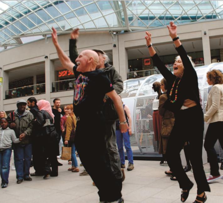 The Dance Leeds, 2015