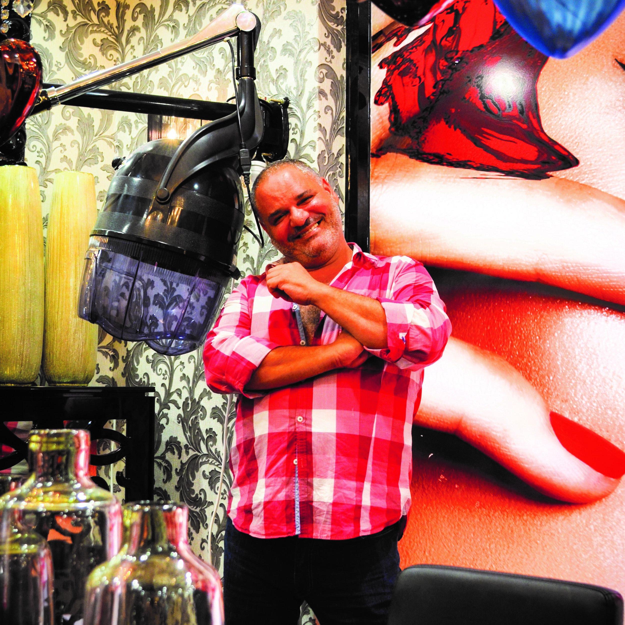 Mario Murace World Entrepreneur of the Year 2004 - Hair & Beauty Industry
