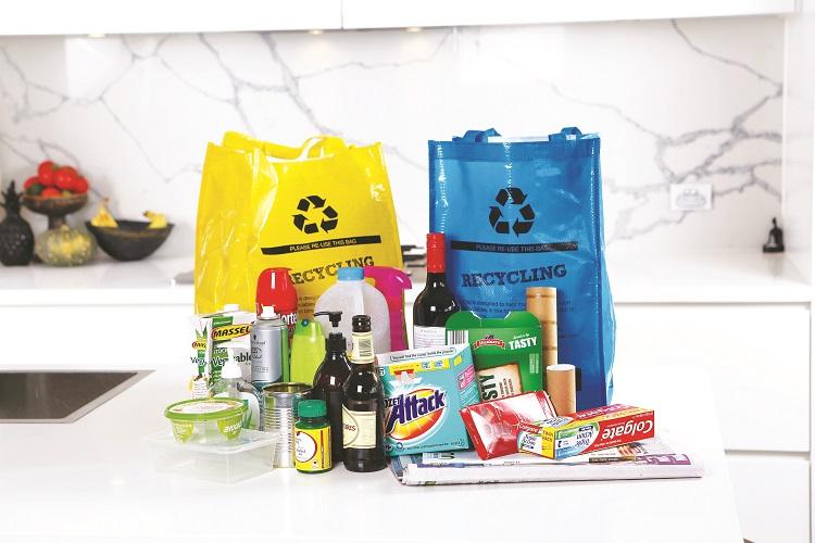 Northern Beaches Council, Recycling Campaign May 2017 - © Karen Watson 2017