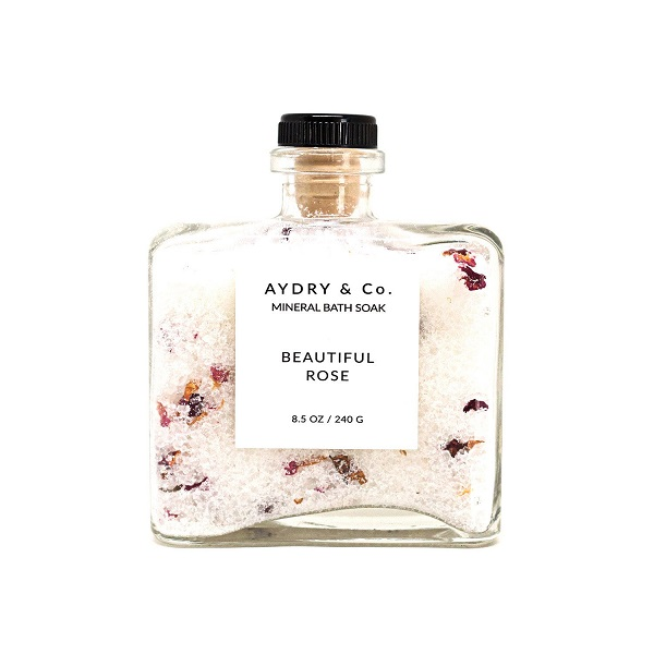 - Rose Bath Mineral Soak $35