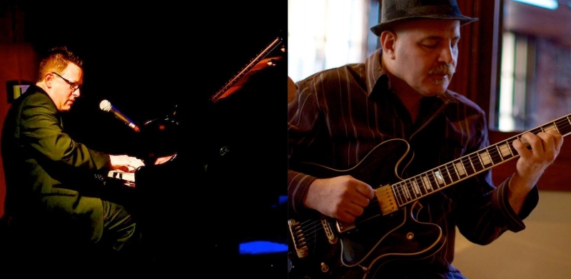 Rodric White/Dave Smith Duo