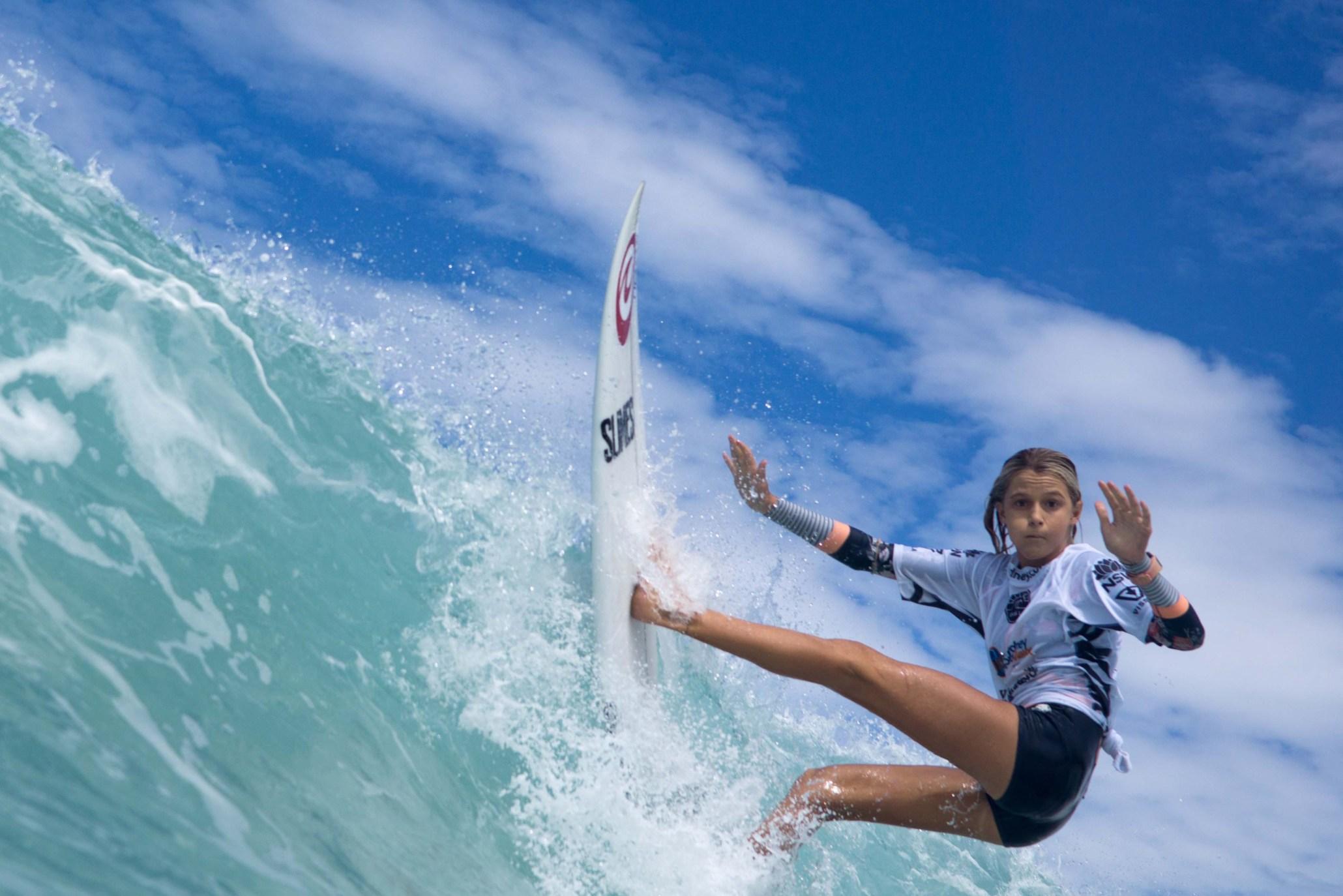 photo courtesy of:  sydneysurfpro.com