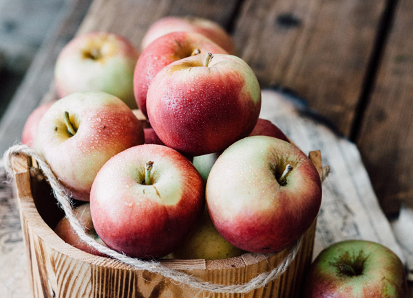 APPLES - We all know apples keep the doctors away, but do you know why that actually is? Apples are packed with vitamins, antioxidants and fibre, just enough to make you feel full. Grab some today.