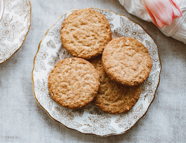 ANZAC BISCUITS - Get your Anzac biccies at Harbord Growers, where they stock the all-natural, handmade confections from Irrewarra Bakery in Victoria. They use fresh local butter and make their biscuits using the traditional Anzac biscuit recipe.