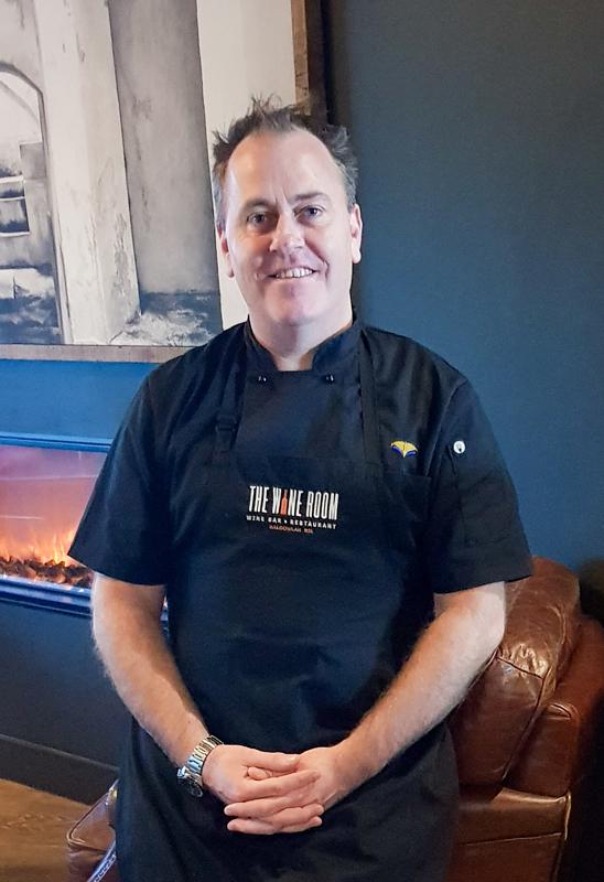 Executive Chef Shane Rider