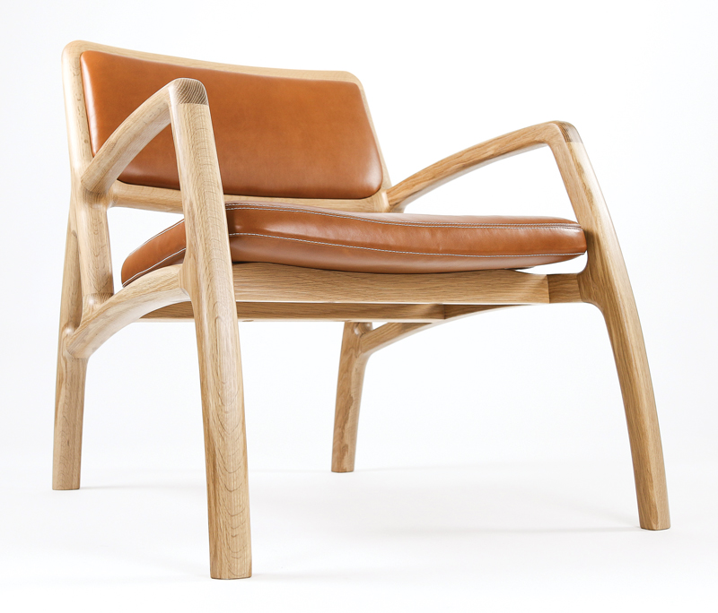Ben Percy's  'Lila' chair