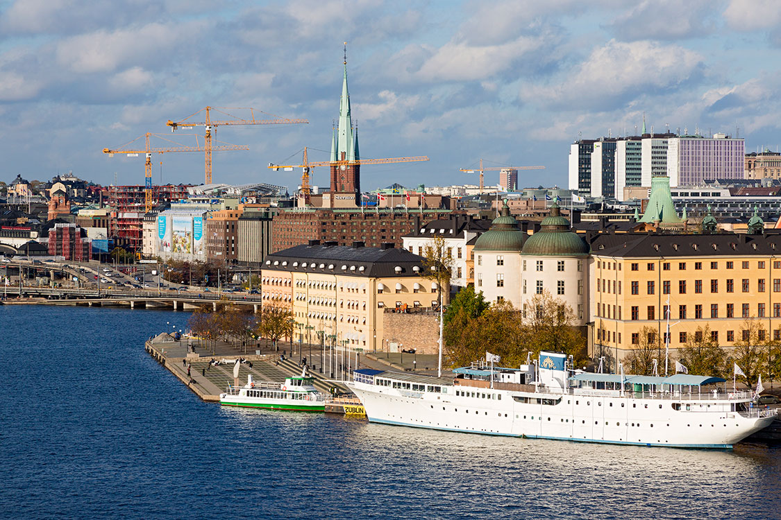 Riddarholmen, Stockholm 2014