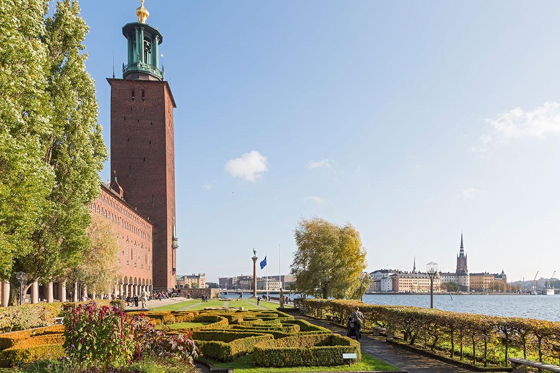 Rathaus, Terassen, Stockholm 2014
