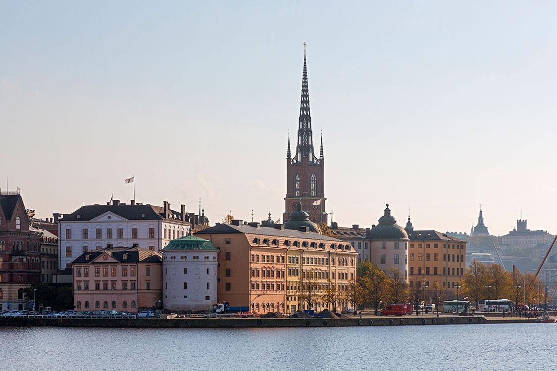 Riddarholmen, Riddarholmskirche, Stockholm 2014