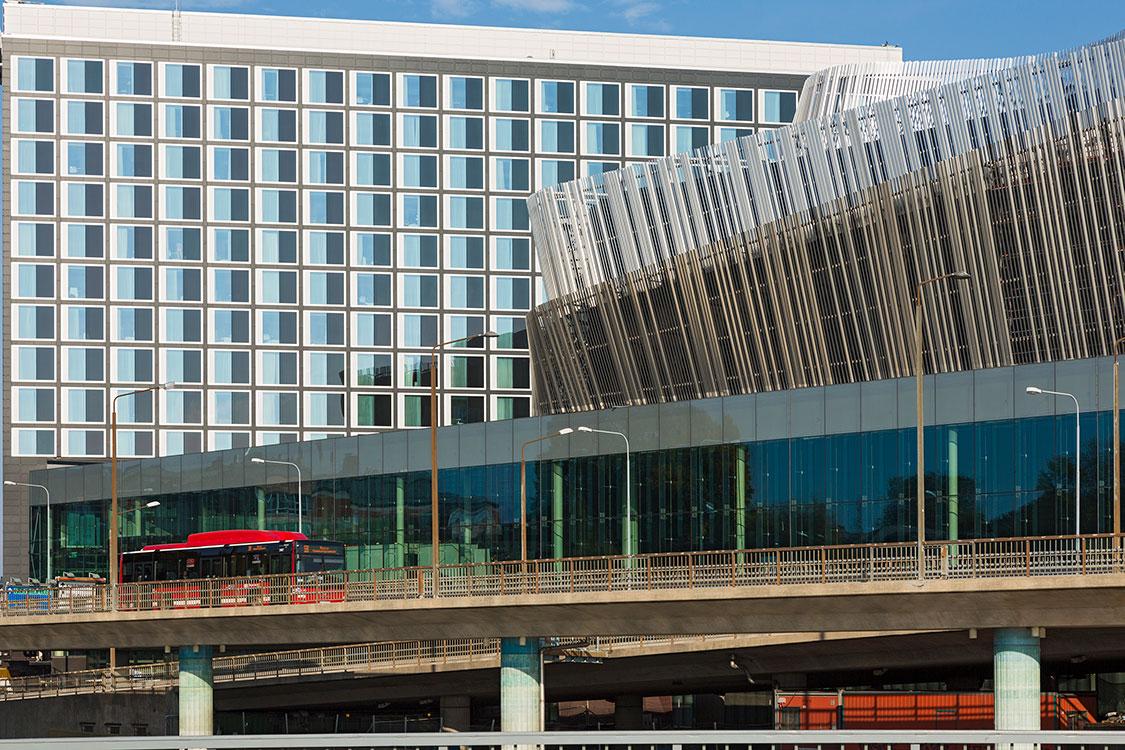 Waterfront Congress Center, Stockholm 2014