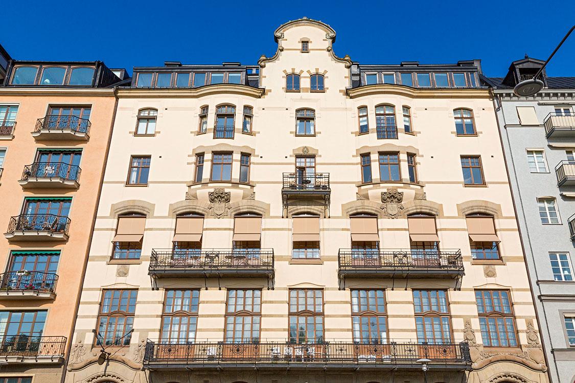 Norr Mälarstrand, Stockholm 2014