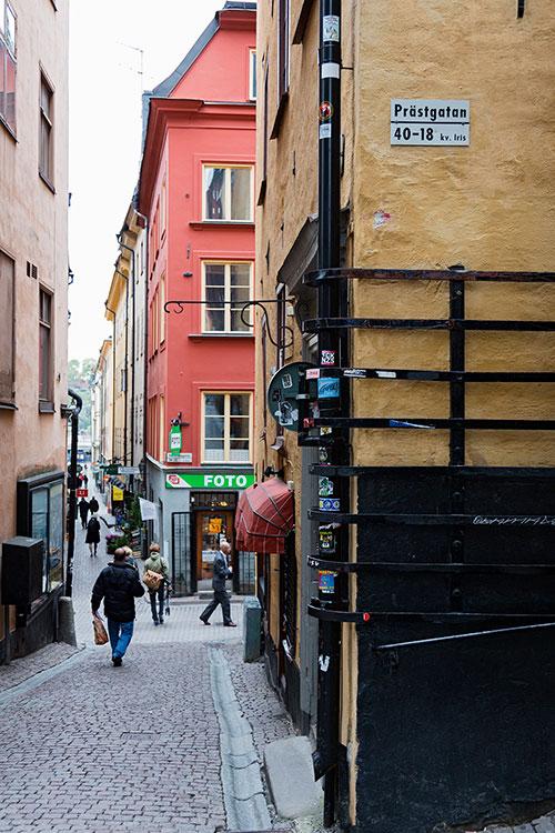 Gamla Stan, Stockholm 2014
