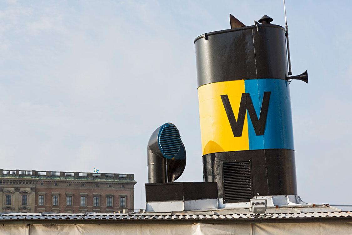 Strömkajen, Stockholm 2014