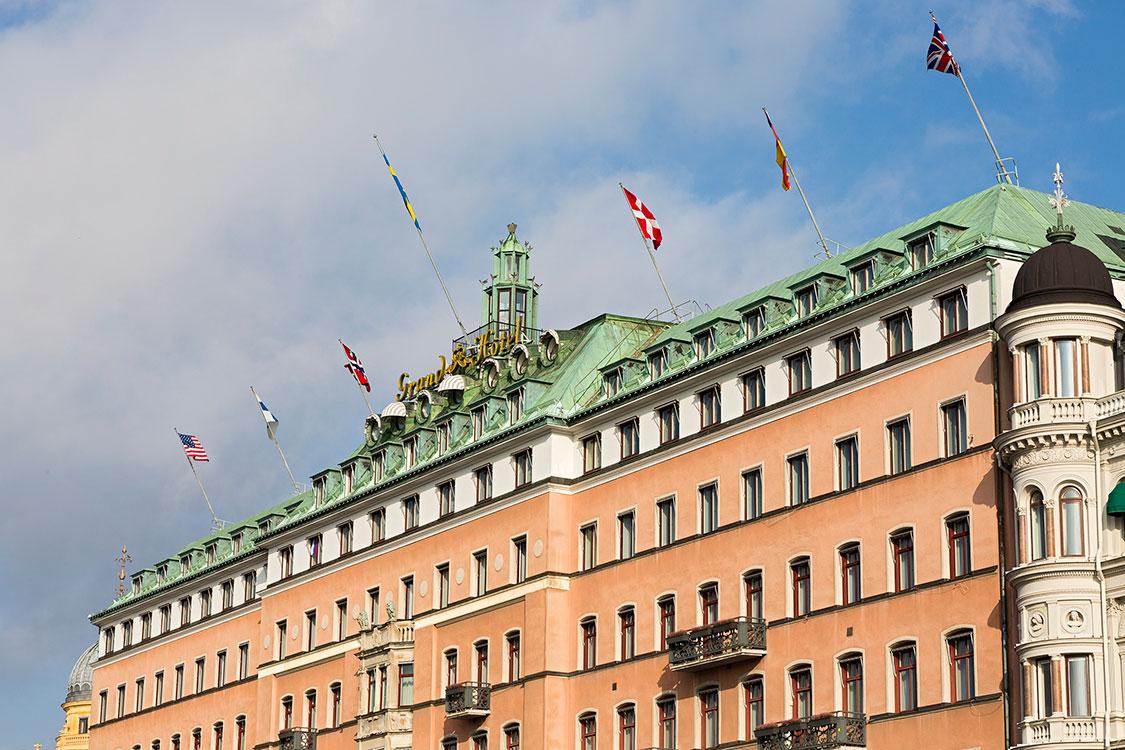 Grand Hotel, Stockholm 2014