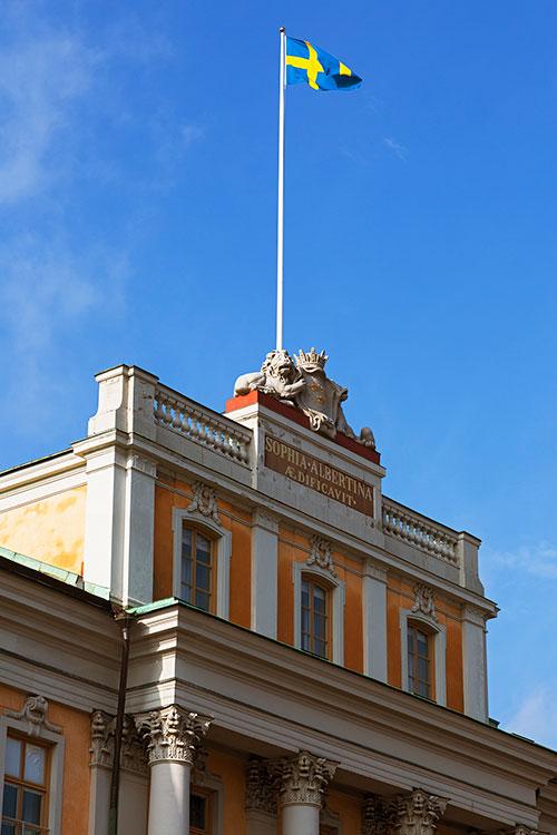 Arvfurstens palats, Stockholm 2014