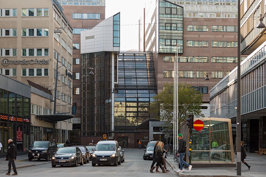 Vasaplan, Stockholm 2014
