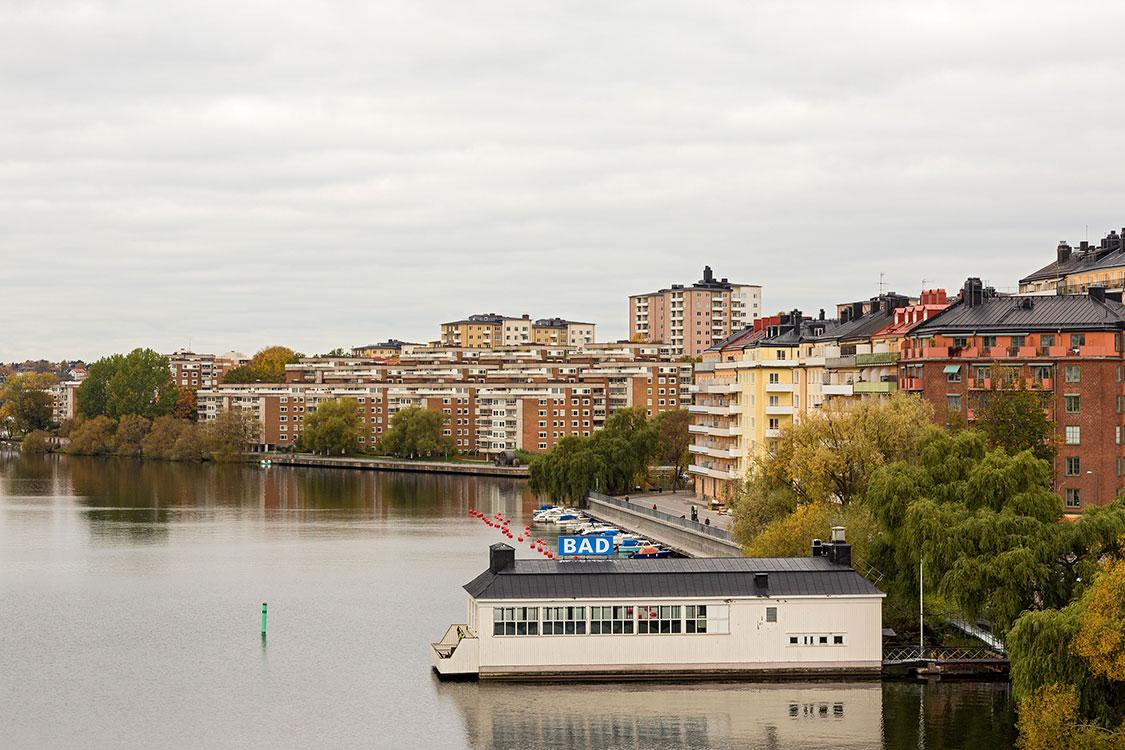 Liljeholmsbad, Stockholm 2014