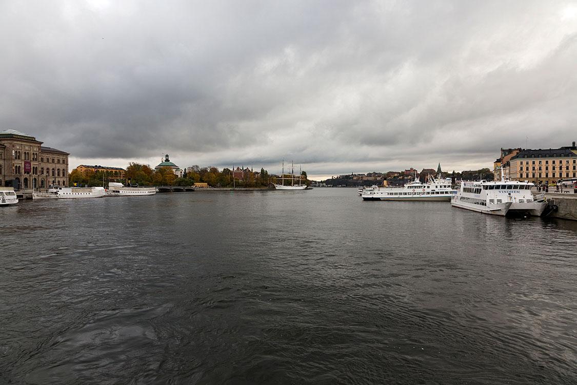 Strömmen, Skepsholmen, Stockholm 2014