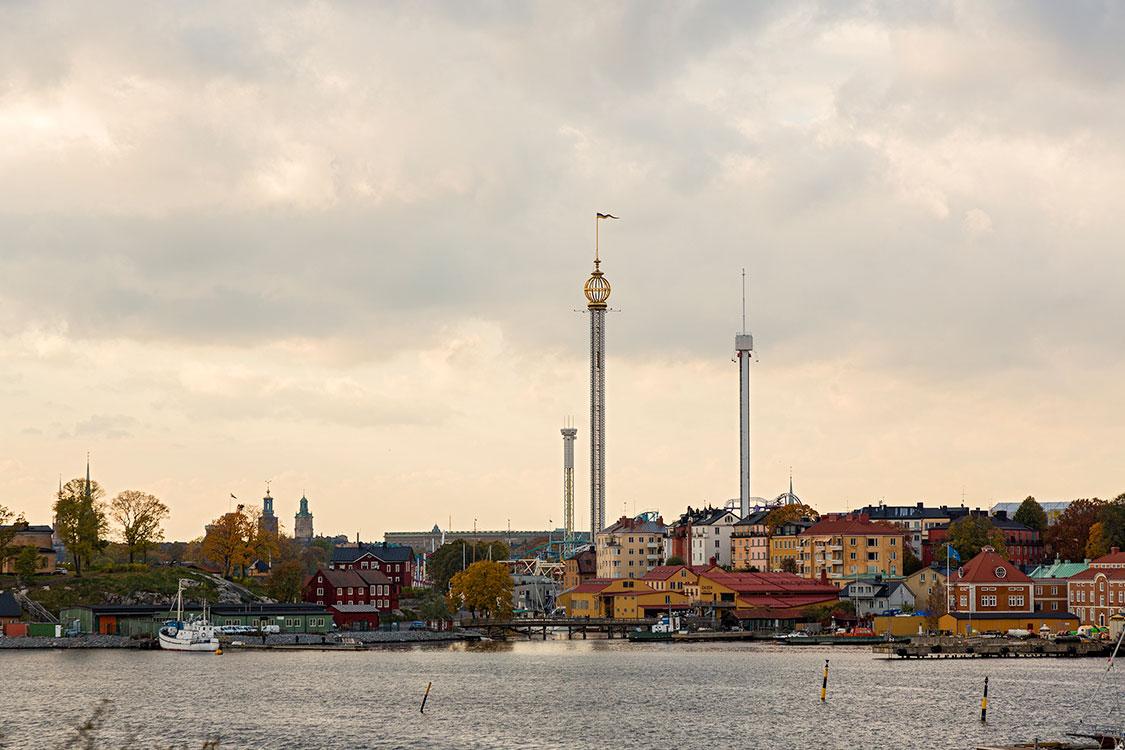 Djurgården, Gröna Lund, Stockholm 2014