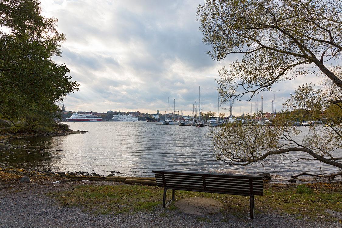 Waldemarsudde, Saltsjön, Stockholm 2014