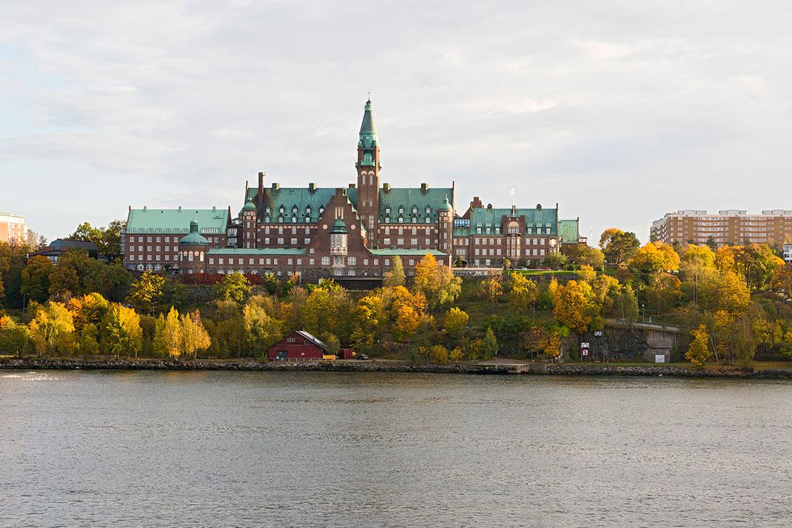 Danvikshem, Stockholm 2014