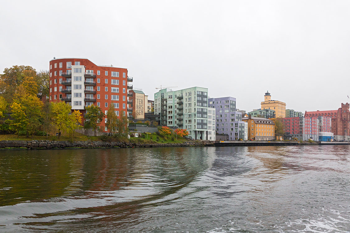 Saltsjökvarn, Danviken, Stockholm 2014