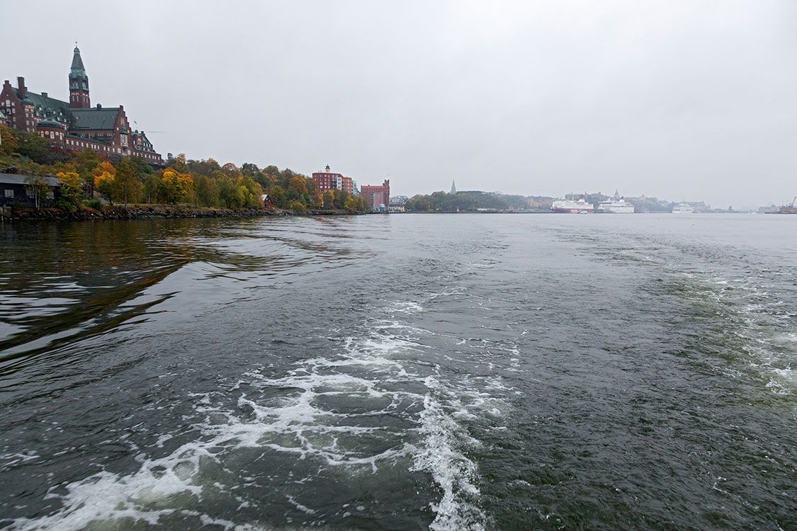 Saltsjö, Danviken, Stockholm 2014