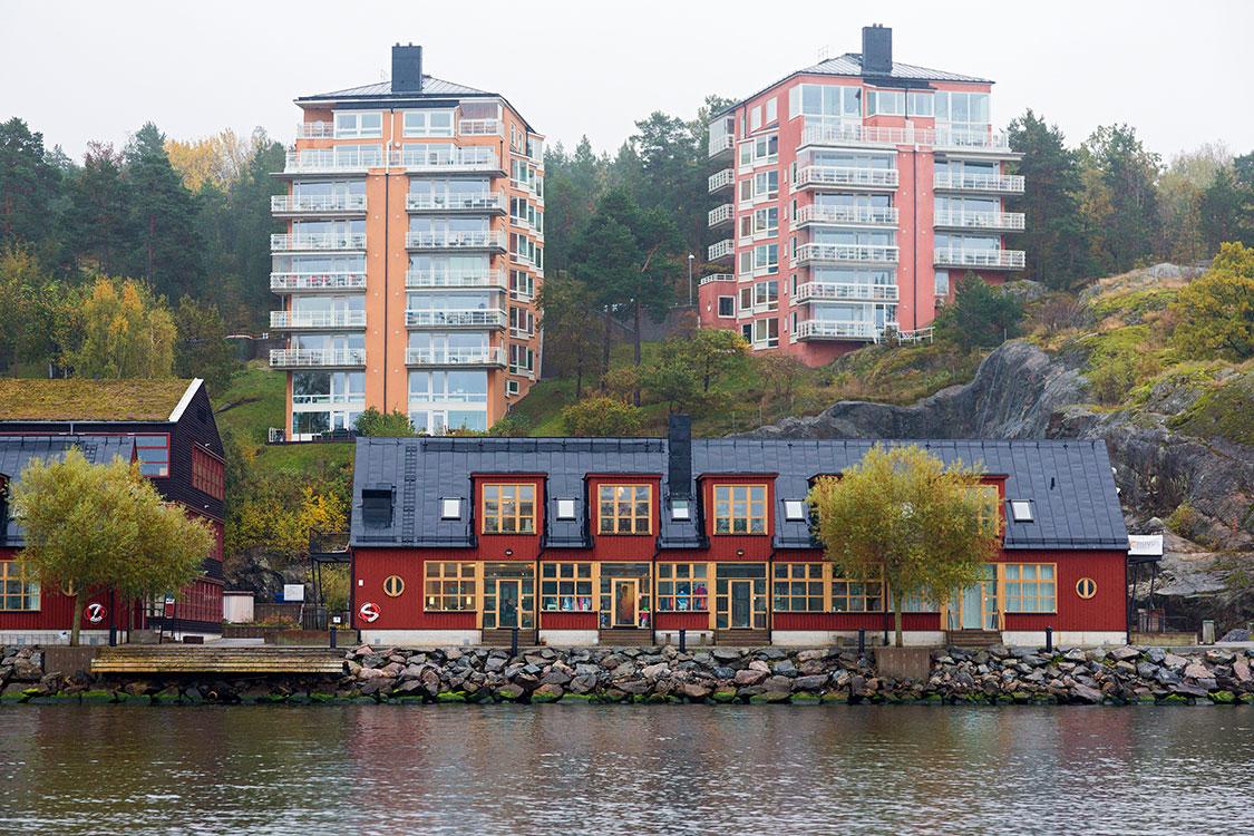 Nacka Strand, Stockholm 2014