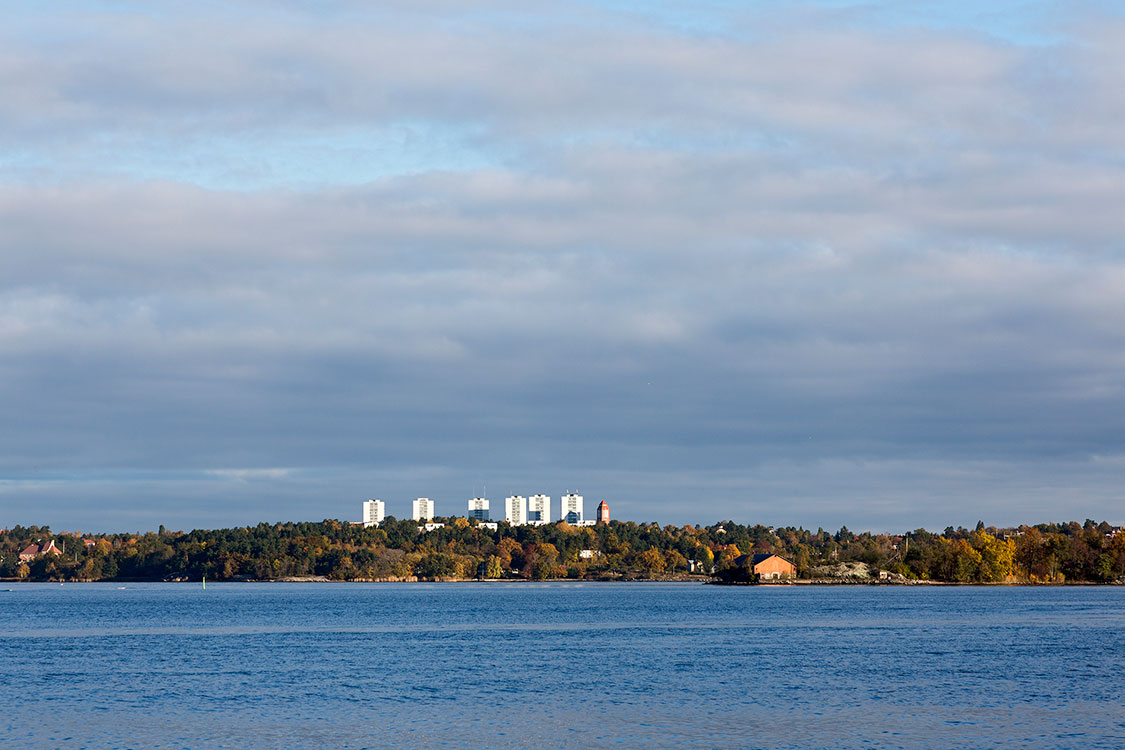 Lidingö, Stockholm 2014