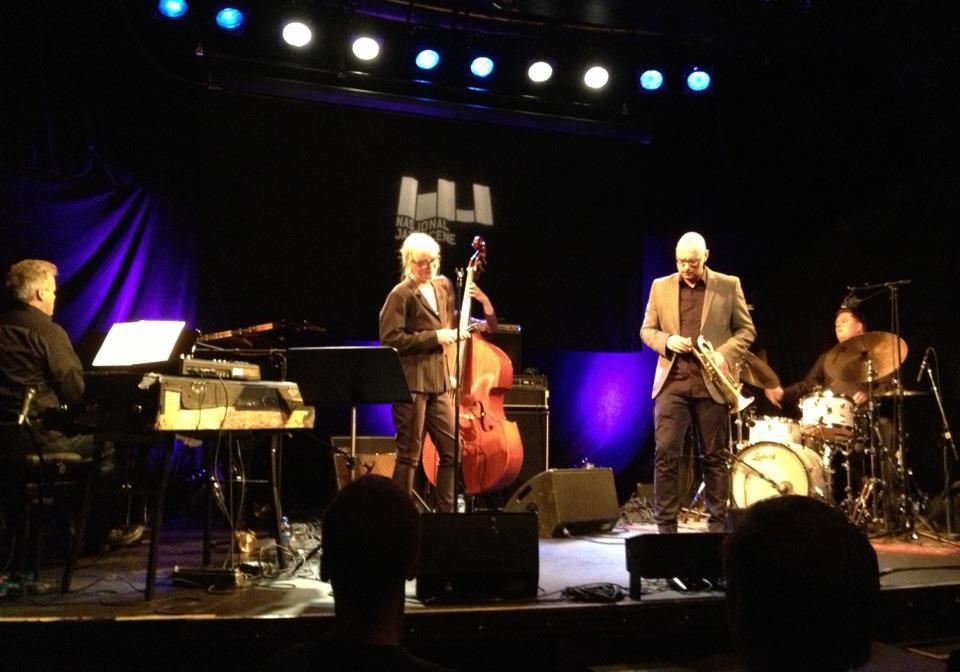 Med Tore Johansen på Nasjonal Jazzscene (2012)
