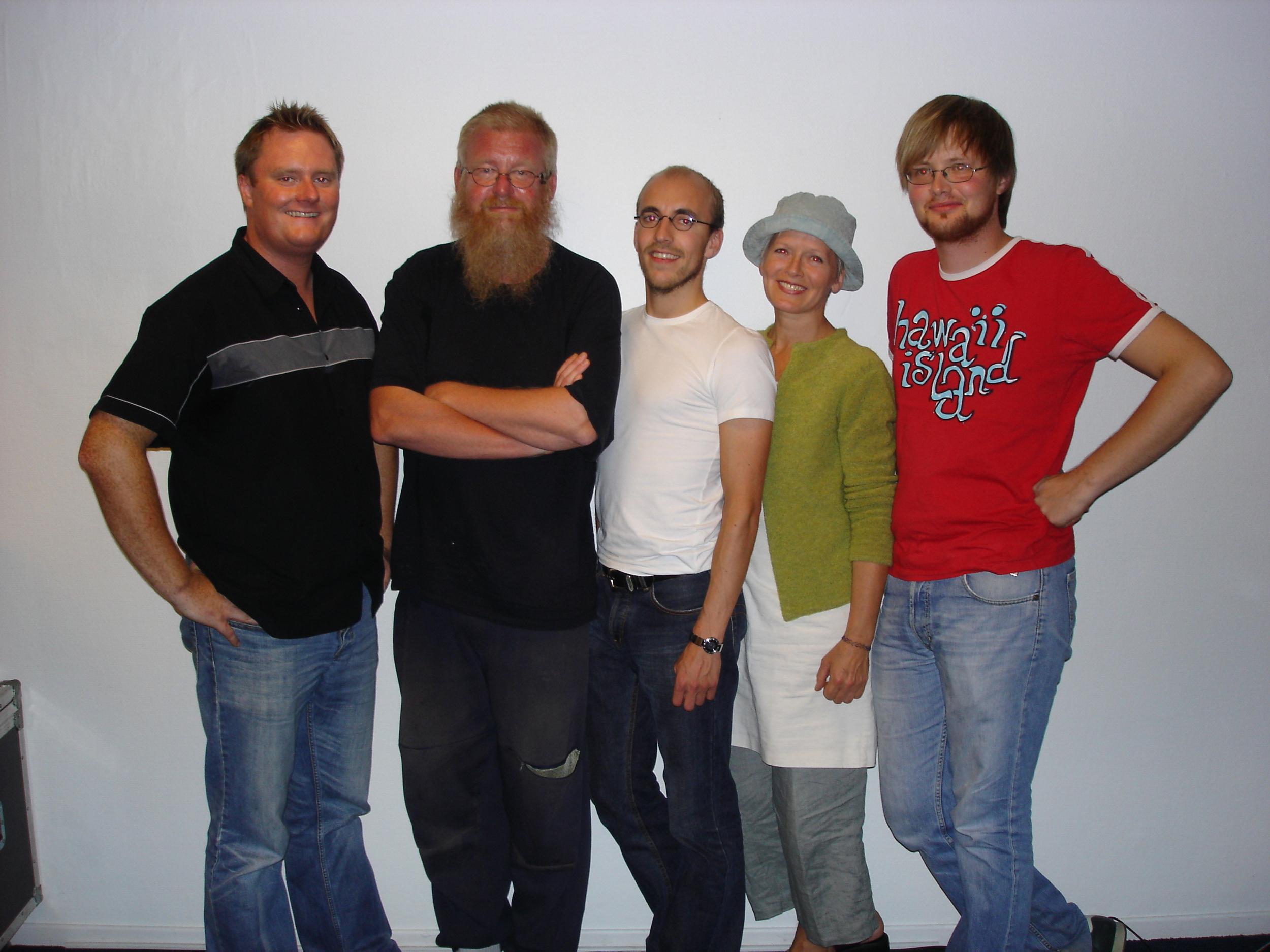 Roger Johansen Group (2005)