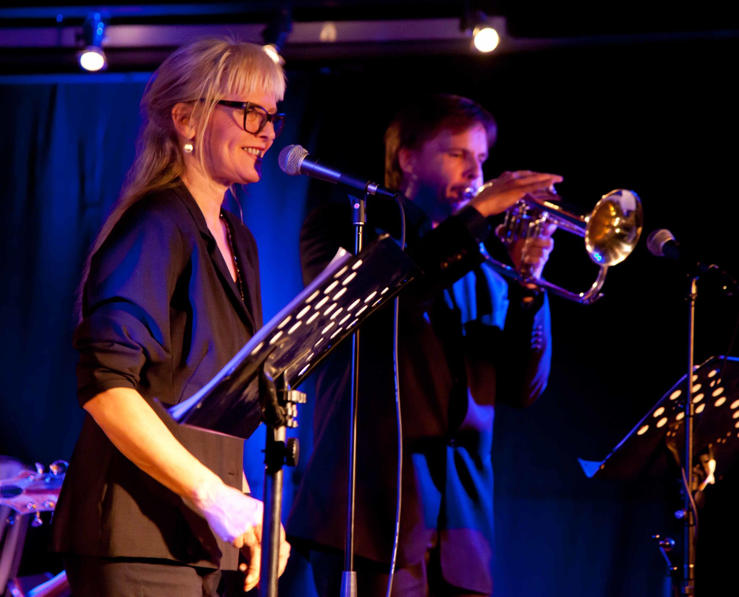 MS og Roy Nikolaisen, Hadeland Jazzforum (2012)
