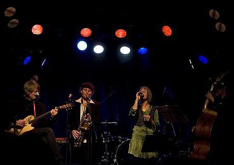 Chorinho,Øystein Norvoll, Ola Rokkones, MS,Konrad Kaspersen på Studenthuset  driv,  Tromsø 2009.