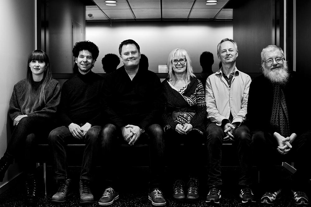 Roger Johansen Group 2015.  Foto: Helge Lien