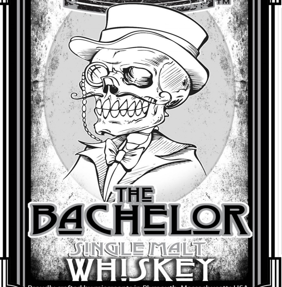Bachelor Single Malt Whiskey  - a true single malt with similarities to highland Scotch. Crosses the palate with a very clean and uniform flavor.