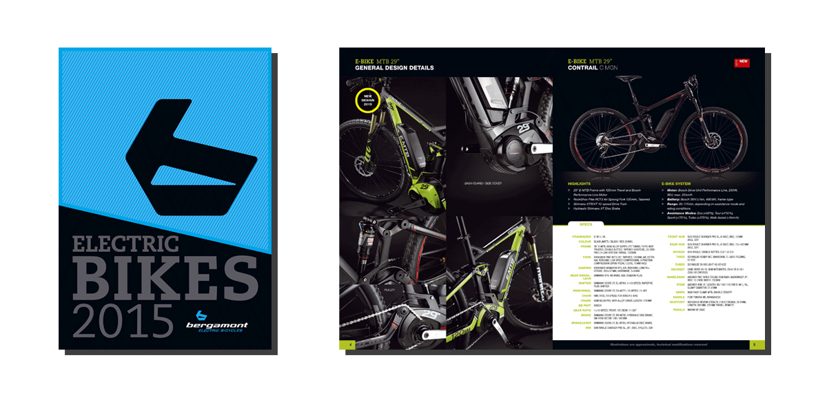 Bergamont Electric Bikes cover
