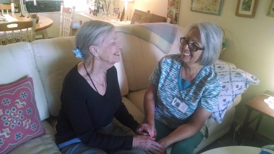 Helping older adults live at home and maintain independence