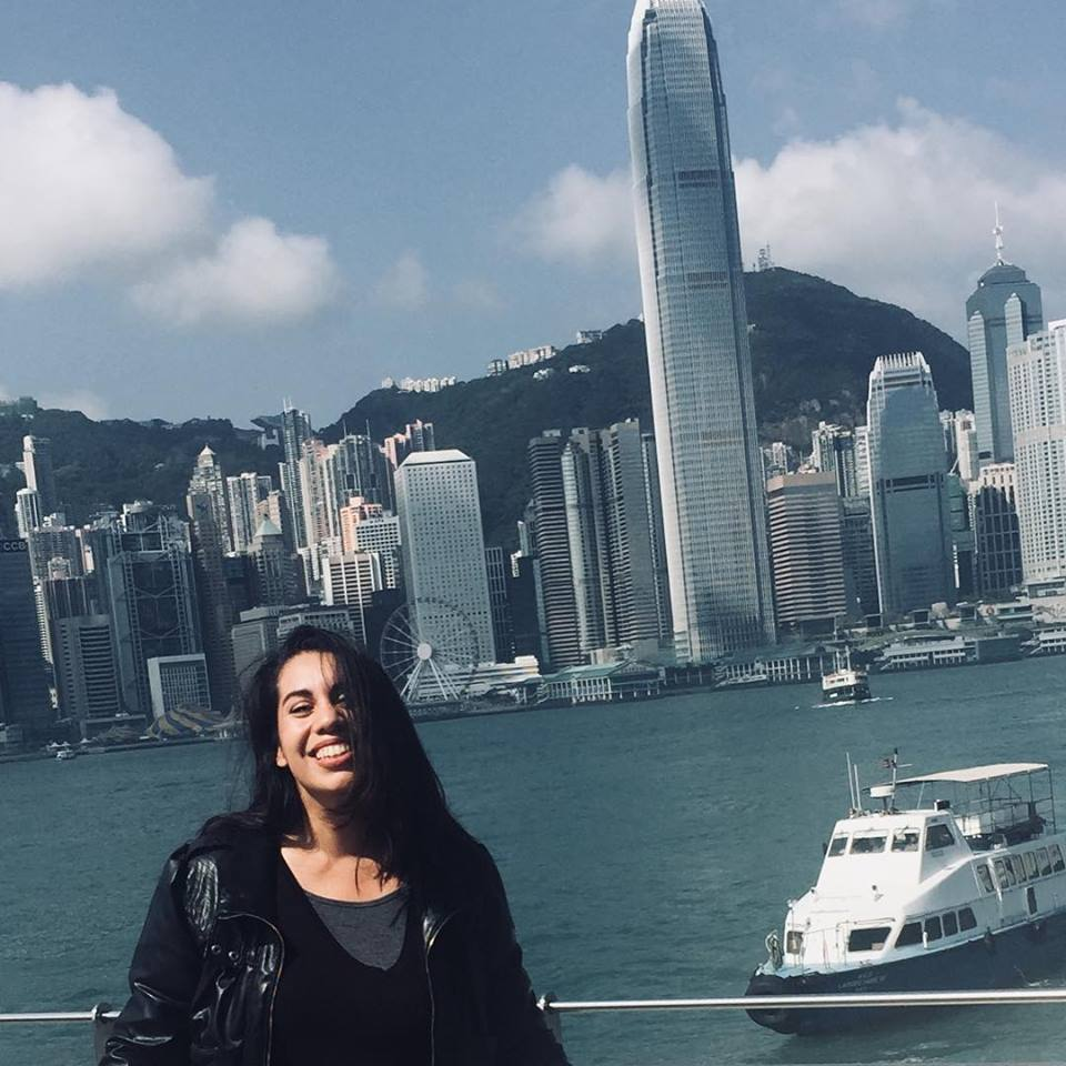 a day in hong kong
